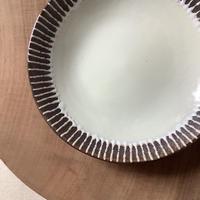 マカロンシリーズ 7寸皿 クリーム 1