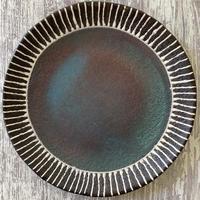 マカロンシリーズ 27㎝平皿 カーサグリーン 1