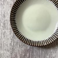 マカロンシリーズ 7寸皿 クリーム 3