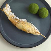 『鮎と苔のお菓子』ご進物用箱入り[送料込]( 同梱できません)