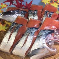 漁師が作った新巻鮭 深層水仕込み  限定20個