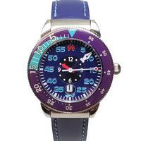 合格時計ジェンツサイズ ブルー【BW-PW2951-002ーG-blue】