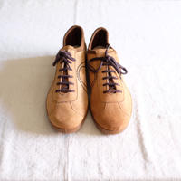 70s French suede sneakers
