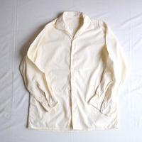 L/S shark collar shirt
