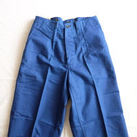 Swedish Military dead stock 50s work trousers