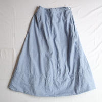 50s cotton skirt
