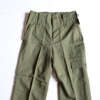 British military trousers