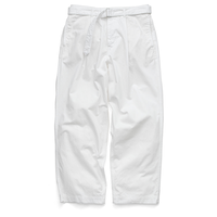 Graphpaper Military Cloth Belted Pants
