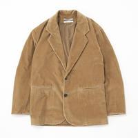 CRISTASEYA/Italian Corduroy Oversized Blazer