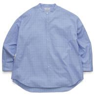 Graphpaper Thomas Mason  Oversized Band Coller Shirt