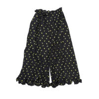 CECILIE BAHNSEN / Sara Trousers Ditsy Floral Cotton
