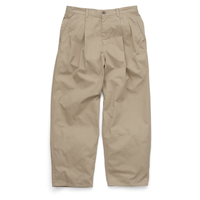 Graphpaper Military Cloth Two Tucks Pants