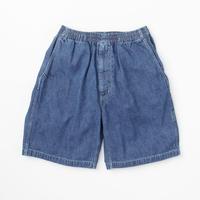 Graphpaper / Denim Baggy Shorts