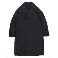 Graphpaper Garment Dyed Poplin Coat