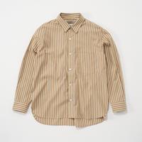 Cristaseya/It Cashimere&Cotton Oversized Classic Collor Shirt