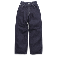 Graphpaper Wide Straight Denim