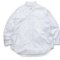 Graphpaper Thomas Mason Oversized B.D Shirt