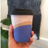 Okay Cup Lavender/Cobalt