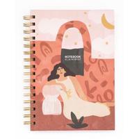 """""""Hour Watch"""" Notebook"""