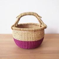 Waridi Small Market Basket