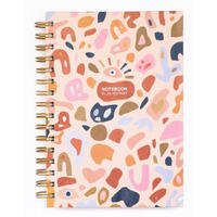 """""""Abstract Paper Cuts"""" Notebook"""