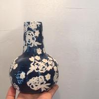 Flower Pot(blue)