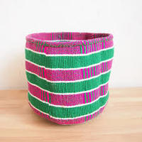 Large Knit Basket #439