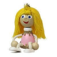 チェコおすわり人形 プリンセス ABAfactory
