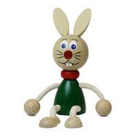 チェコおすわり人形 ウサギ ABAfactory