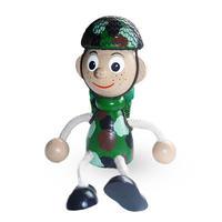 チェコおすわり人形 ソルジャー・パラシューター ABAfactory