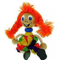 チェコのおすわり人形 メアリーwithズボン ABAfactory
