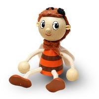 チェコおすわり人形 ビー・ブラウン ABAfactory