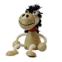 チェコおすわり人形 馬 ABAfactory