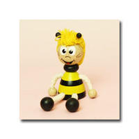 ミニ人形 ミツバチ
