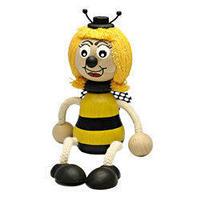 チェコおすわり人形ミツバチ LUMAZ +ブランコ