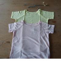 Bonton linen Tシャツ/ 6A -10A