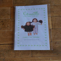 """Citronille pour """"happy to see you""""/人形用パターン#118 """"Marjolaine"""""""