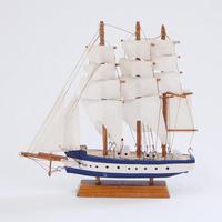 ヴィンテージ 帆船模型