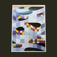 Olivetti ポスター(Divisumma)