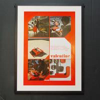 Olivetti ポスター(フレーム付)