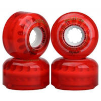 DOSTECH 54mm 80a Clear Red