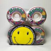 Happy Wheel Munos 101A 54mm