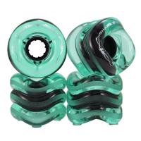 Shark Wheel CaliforniaRoll 60mm Trans Emerald