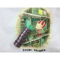【香港☆Dreamy】香港からやって来た西瓜坊や  /  紙膠帯・マスキングテープ