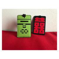 【香港☆G.O.D.】萌えましょう!!信箱・囍柄 /  Luggage Tag
