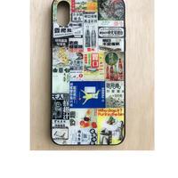 【香港☆iPone case 】鋼化玻璃舊報  / iPhone X / XS case