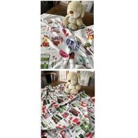 <予約商品>☆Handmade☆【香港 ☆ Bymamalaterre】<Baby blanket>2種類(柄) /  タオル地・毛巾211014