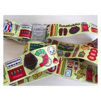 【香港☆Pandahaluha】いろいろkawaii♡ PANDA Luggage strap  / Perfect for traveling