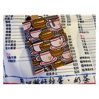 ☆Handmade☆【香港・Yummy】 カードホルダー /  香港尋味♥可愛いです♥