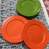 【香港☆メラミンお皿】プラスチックの色が可愛い / 家居用品